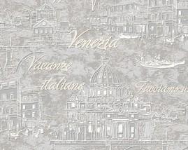 989487/6шт/Венеция обои винил горячего тиснения на флиз.осн.1,06*10м/VICTORIA STENOVA/к 989497