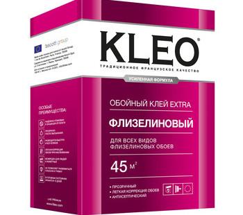 Клео EXTRA 45 клей обойный д/флиз.45кв.м.320г/20/