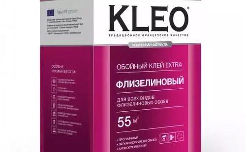 Клео EXTRA 55/12шт/ клей обойный д/флиз.55кв.м.380г